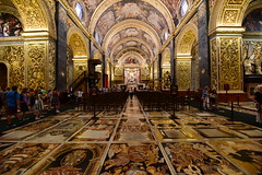 Saint John Co-cathedral floor, La Valletta, Malta, June 2018 226 (tango-) Tags: malta malte мальта 馬耳他 هاون isola island lavalletta cathedral sanjohn cattedrale sangiovanni caravaggio