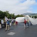 Art Float on Fourth of July - Corte Madera Parade - Photo by Fabrice Florin - 9