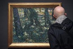 """Du """"soleil"""" dans les toiles de Van Gogh. (caramoul25) Tags: amsterdam musée vangogh ombres lumières caramoul25"""