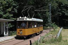RET 520 Arnhem Openluchtmuseum 08-07-2018 (Mik-rail) Tags: tram openluchtmuseum ret520 arnhem