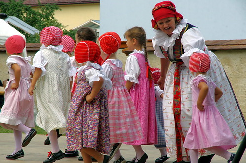 21.7.18 Jindrichuv Hradec 4 Folklore Festival in the Garden 041