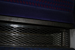 Mk2 BSO S9392 Int (73) (Transrail) Tags: mk2 coach carriage interior passenger train railway britishrail seat window carpet guardcompartment brakestandardopen bso