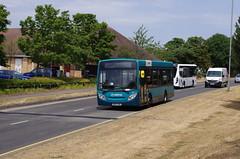IMGP2221 (Steve Guess) Tags: byfleet surrey england gb uk arriva bus alexander dennis enviro 200 gn57bnz 1637