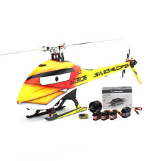 ALZRC Devil 505 FAST Bird Version RC Helicopter Super Combo (1308698) #Banggood (SuperDeals.BG) Tags: superdeals banggood toys hobbies alzrc devil 505 fast bird version rc helicopter super combo 1308698