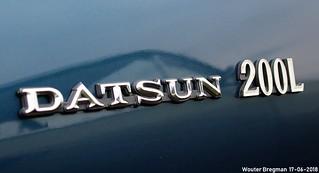 Datsun 200L automatic 1977