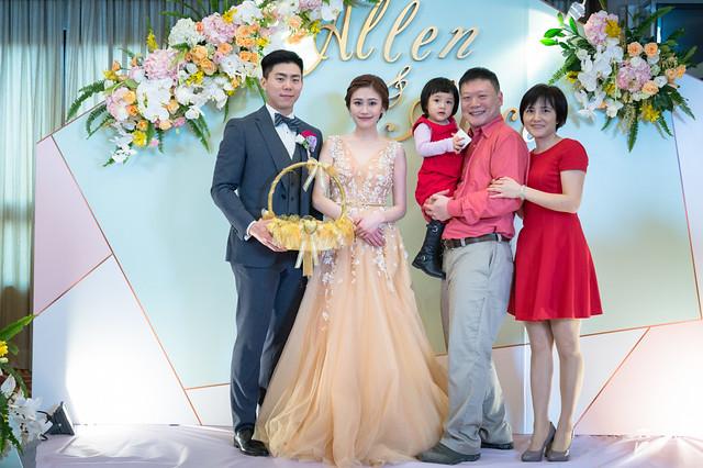 Allen&Alice-台南大億麗緻宴客-婚禮記錄-67