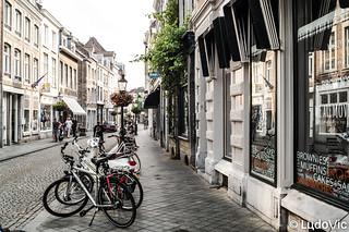 Dans les rues de Maastricht