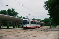 Duewag M6S (piotr_gaczkowski) Tags: nikon tram streetcar tramwaj analog film