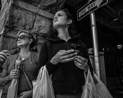 Reading Terminal Market, 2017 (Alan Barr) Tags: philadelphia 2017 readingmarket readingterminalmarket street sp streetphotography streetphoto blackandwhite bw blackwhite mono monochrome market candid city people panasonic lumix gx7 filbertstreet 12thstreet