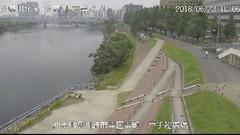 多摩川戸手船着場ライブカメラ画像. 2018/06/23 10:14 (River LiveCamera) Tags: id21 rivercode8303050001 ym201806 多摩川 戸手船着場 ymd20180623
