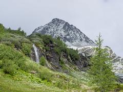 P6230019 (turbok) Tags: berge kaiserscharte landschaft schnee schneeundeis sölktal wasser wasserfall c kurt krimberger