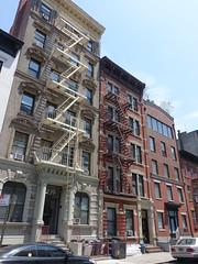201806017 New York City Chelsea (taigatrommelchen) Tags: 20180623 usa ny newyork newyorkcity nyc manhattan chelsea 20thstreet urban city building street