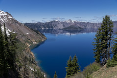 Crater Lake National Park (benereshefsky) Tags: craterlake nationalpark oregon lake nature landscape trees mountains volcano travel