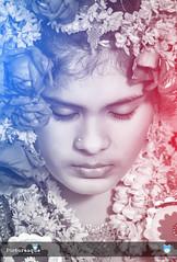 Flowery Tale (@LeFraming) Tags: nikon iamnikon portraits photography photo flower girl model wedding fairy tale picturesque