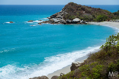 Quiet beach (Mariano Colombotto) Tags: colombia parquetayrona beach playa sea mar travel landscape paisaje nature naturaleza nikon photographer photography ngc summer verano coast shore