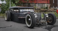 Rat Rod (timvandenhoek1) Tags: ratrod hotrod carshow boonville missouri midwest rust heritagedays car automobile slammed timvandenhoek