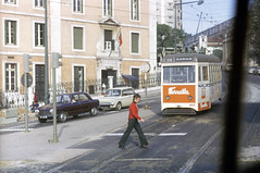 img604 (foundin_a_attic) Tags: lisbon portugal tram trolley streetcar transit