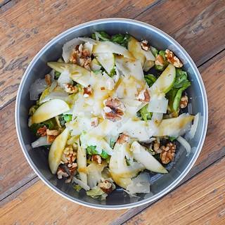 Anyone hungry for a #Gourmet  #Salad?  #CoconesBeachBar #Cocones #Polichrono #Chalkidiki #Cocktail_Bar #Food #Bar_Food #Street_Food #Lounge #Music #Speakeasy #Day_and_Night #Summer_2018 #new_ideas #new_menu #Gournet_Salad #Raddichio #Escarole #LolloRosso