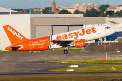 easyJet Airbus A319-111 cn 2578 G-EZIW (Clément Alloing - CAphotography) Tags: easyjet airbus a319111 cn 2578 geziw