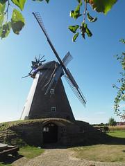 Mühle Südhemmern (michaelmueller410) Tags: mill windmill südhemmern minden owl ostwestfalen westfalen mühlenkreis sonnig sunny blue sky blauer himmel sonne sommer summer weitwinkel