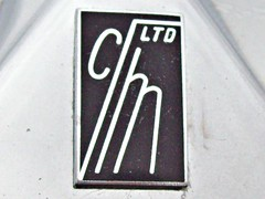 19 Coleman and Milne Badge - History (robertknight16) Tags: colemanmilne british badge badges automobilia hearse limousine seighford