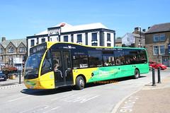 Keighley and District 239 (YJ16 DWF) (SelmerOrSelnec) Tags: keighleyanddistrict transdev optare versa yj16dwf dalesway skipton routebranding bus