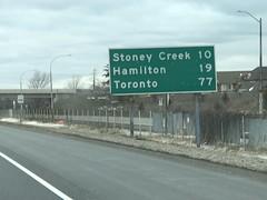 77 kilometers (not miles) to Toronto (Hazboy) Tags: hazboy hazboy1 toronto ontario canada april 2018 blue jays baseball game rogers centre center
