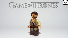 21 - Oberyn Martell - The Red Viper of Dorne (Random_Panda) Tags: lego figs fig figures figure minifigs minifig minifigures minifigure purist purists character characters comics hero heroes comic book books films film movie movies tv show shows game thrones hbo westeros oberyn martell dorne house