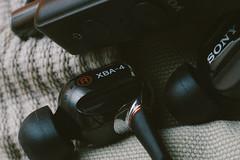 Sony XBA-4 (ZRodic) Tags: sony xba4 earphones inear headphones audio music