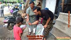 Sthapana  Divas  005 (narfoundation) Tags: proudnar narfoundation food donation ngo mumbai india miteshrathod sthapanadivas social work povert no1