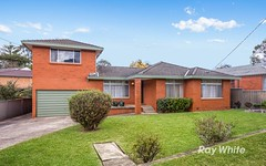 3 Rydal Ave, Castle Hill NSW