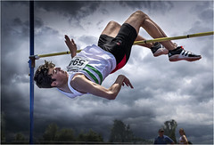 Iwan Beggs (DHHphotos) Tags: swansea harriers ioan jenkins high jump athletics wales welsh field track events athlete glamorgan