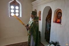 17. Рождество Иоанна Предтечи в пещерной церкви 07.07.2018