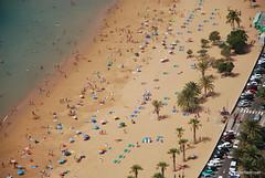 Playa De Las Teresitas, Санта-Круз, Тенеріфе, Канарські острови  InterNetri  747