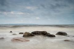 Weiche Wellen (chagendo) Tags: sonyalpha7ii langzeitbelichtung ozean meer