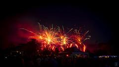 Feu d'artifice du 14 juillet 2018 - Valence (Nik2o) Tags: valence auvergnerhônealpes france fr nikon d7500 drome feuartifice feu artifices fireworks view clouds sky fete national 14 juillet 14juillet rhônealpes apsc sigma night outdoor outdoors city french nik2o drome26 valence26 26