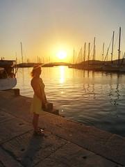 Alghero (Eu_sou_Catherine) Tags: italia włochy sardinia sardynia wakacje vacaciones 2018 wieczór noc polishgirl