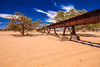 Old Ghan Railway, Oodnadatta Track, South Australia, Australia (P English) Tags: oodnadatta track oodnadattatrack d200 nilpinnastation southaustralia australia au nikon desert old ghan railway oldghanrailway