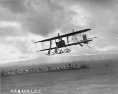 sdasm aircraft image (San Diego Air & Space Museum Archives) Tags: aviation aircraft airplane biplane wrightbrothers wright wrightrroadster wrightroadster wrightbabygrand babywright aviator philiporinparmelee philipoparmelee philipparmelee philparmelee parmelee