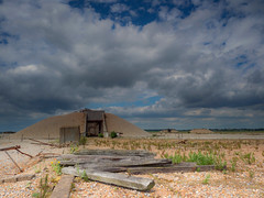 Orford Ness (davepickettphotographer) Tags: wwwnationaltrustorguk photographytour specialaccess uk eastofengland suffolk orfordness shinglespit northsea atomicweaponsestablishment naturereserve pagodas woodbridge east eastern england gb mod atomic weapons research station disused awre