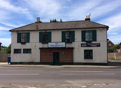 John Brunt VC (My photos live here) Tags: john brunt vc pub public house paddock wood kent church road