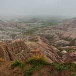 We Stood Underneath the Skies, Overcast as They Were (Badlands National Park) thumbnail