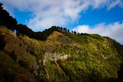 "El Hierro - ""Mirador de Jirama"" (1) (Gabriel Sierra Somovilla) Tags: green lanscape background sky spain digital elhierro canary islands 20mm forest"