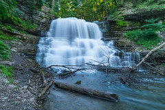 Decew falls 1 (phuviano) Tags: sonya7rii batis18 landscape nature longexposure nisifilter ndfilter 10stopper canada water waterfall uwa ultrawideangle