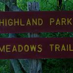 Highland Park Meadows sign thumbnail