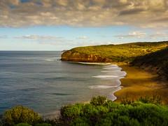 Bells Beach bathed in light (dmoyle37) Tags: seascape landscape waves light water sony torquay victoria beach bellsbeach