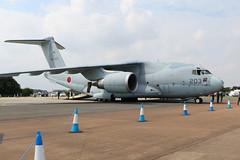 Kawasaki C-2 (joolsgriff) Tags: kawasaki c2 681203 jasdf riat riat2018 raffairford royalinternationalairtattoo