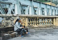 Thinking about about life (phamducduy2001) Tags: vintage retro urban city streetphotography street southeastasia asia northvietnam vietnamese vietnam hanoi