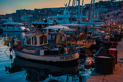 Harbourside...... (Dafydd Penguin) Tags: fishing boat yacht sailboat yachting vessel superyacht boats fish fleet harbour harbor port dock quayside harbourside waterside water sea island isola elba tuscany italy mediterranean leica m10 summicron 35mm f2 asph