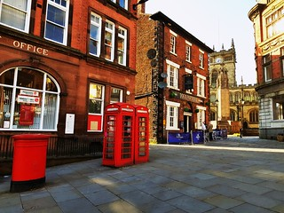 Wigan, Royaume Uni